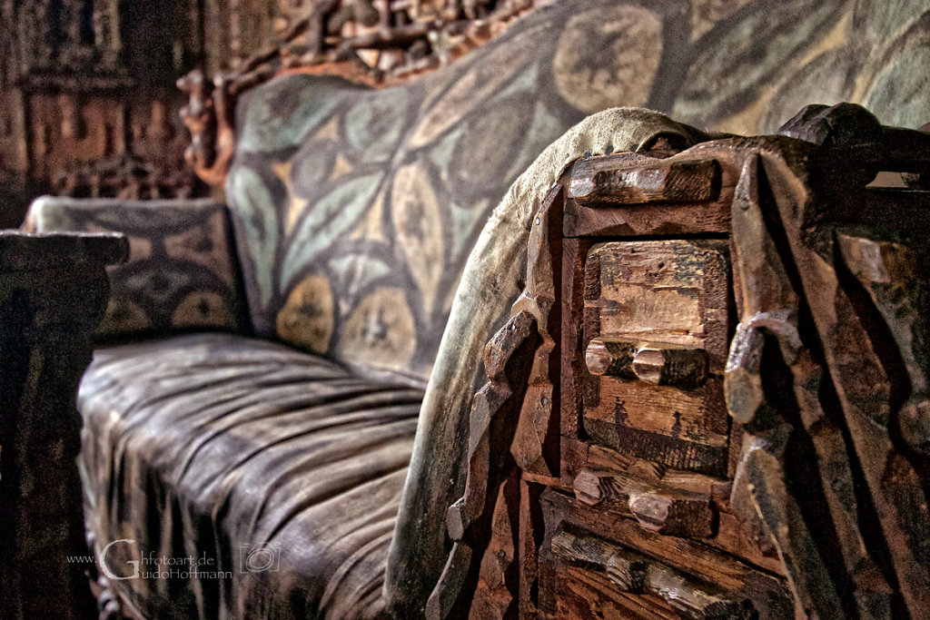 selbstgebaute Möbel