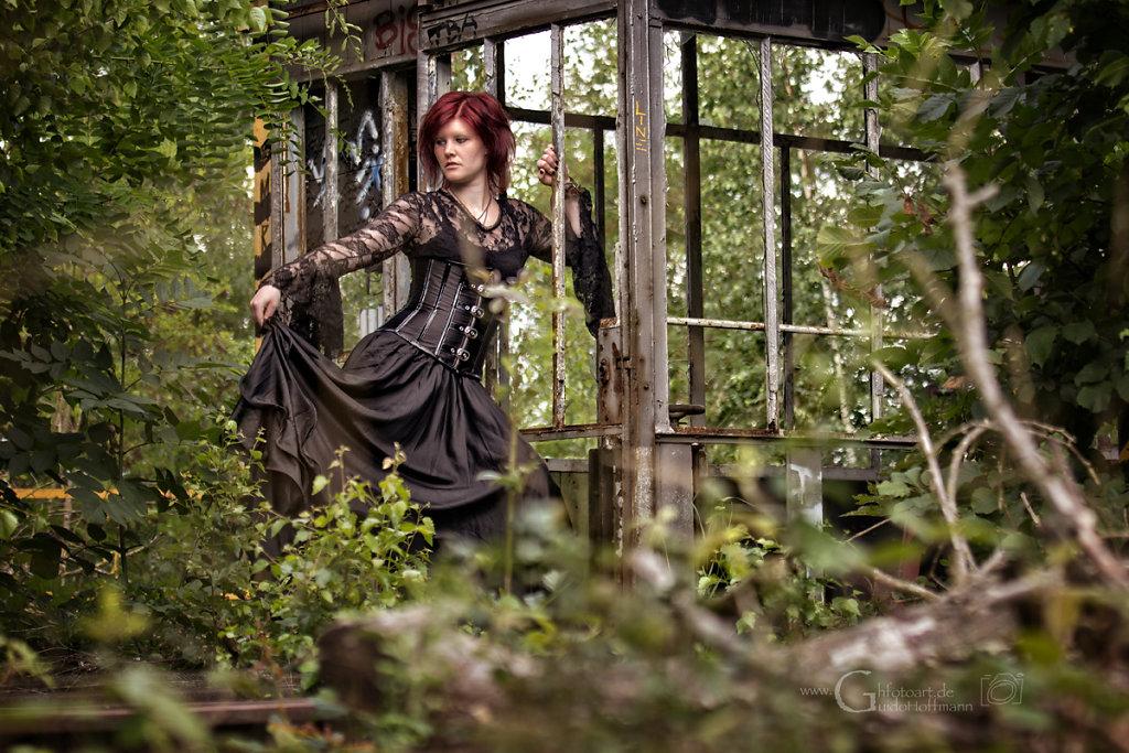 Gothic/Metal mit Sara